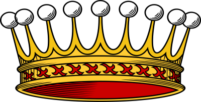 Nobility crown Costa Reghini