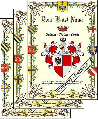 Contugi Coat Of Arms Last Name Origin Heraldry Genealogy