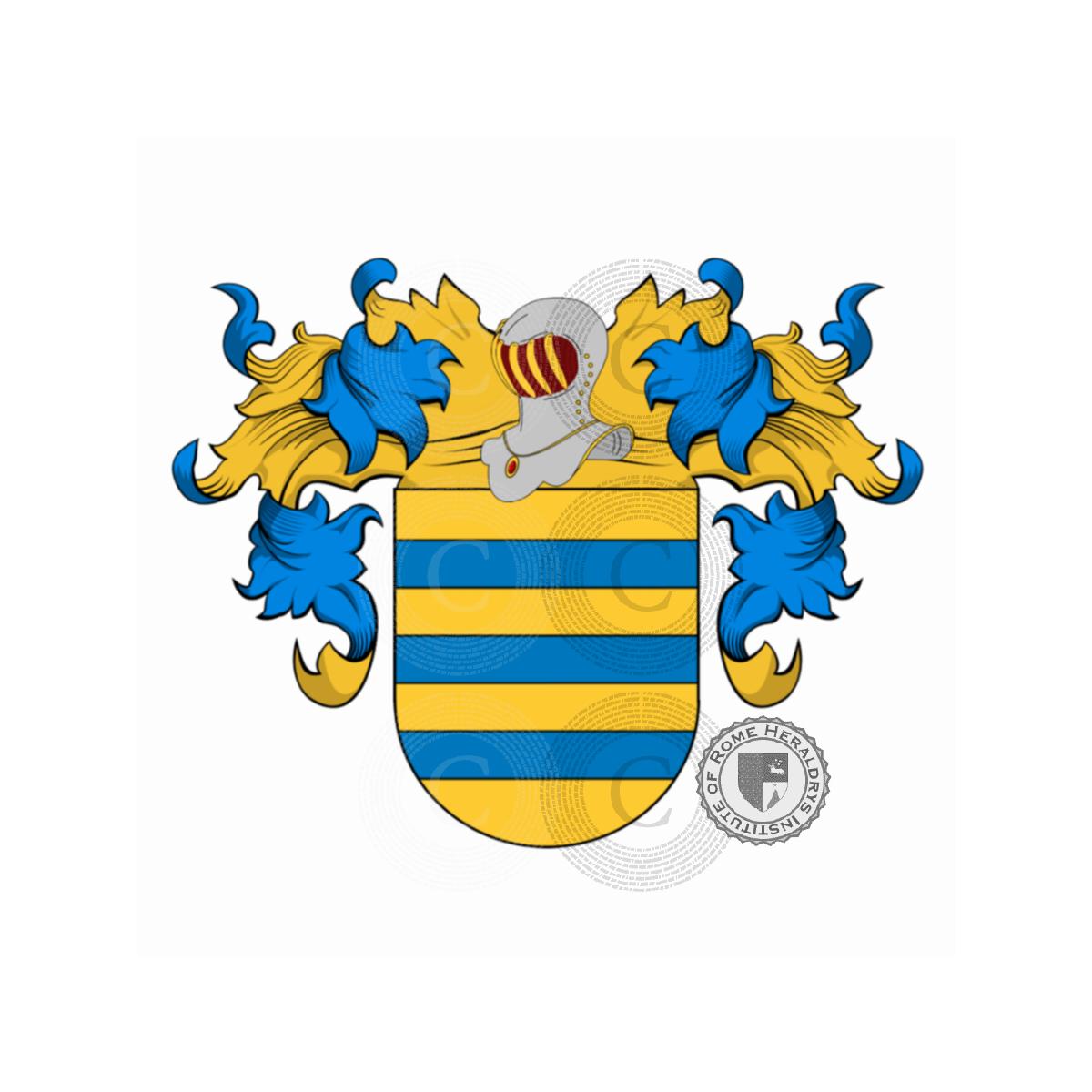 Trama Escudo de armas, Origen Apellido, Heráldica, genealog