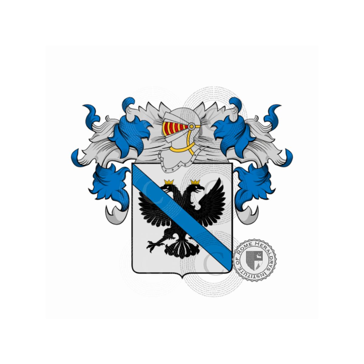De ciechi italia storia araldica stemma genealogia for Ciechi in italia