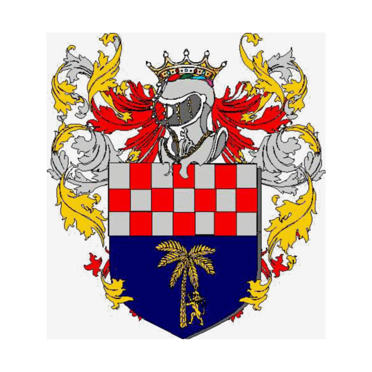 Notaio Pavia: Famiglia Cremona Casoli Araldica, Genealogia, Stemma E