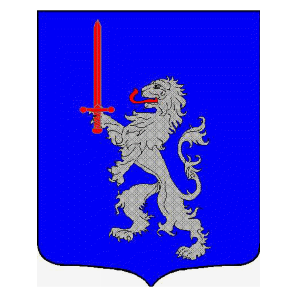 Coat of arms of family Juch