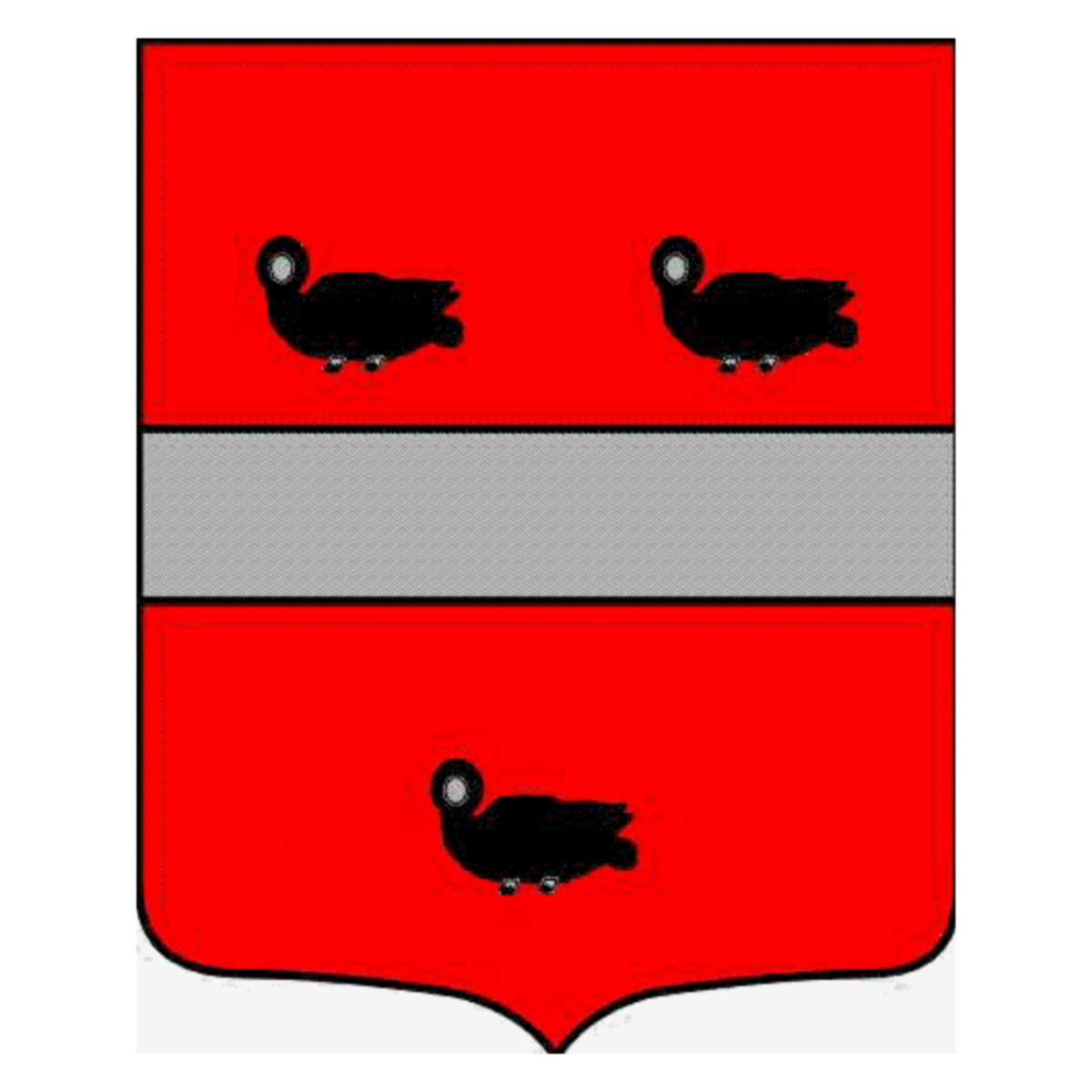 Coat of arms of family Allot