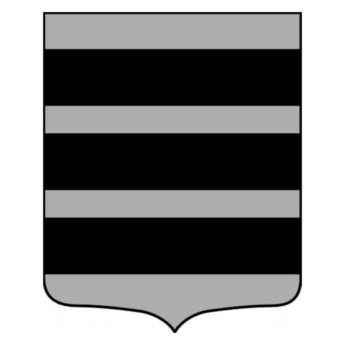 Coat of arms of family Gruget