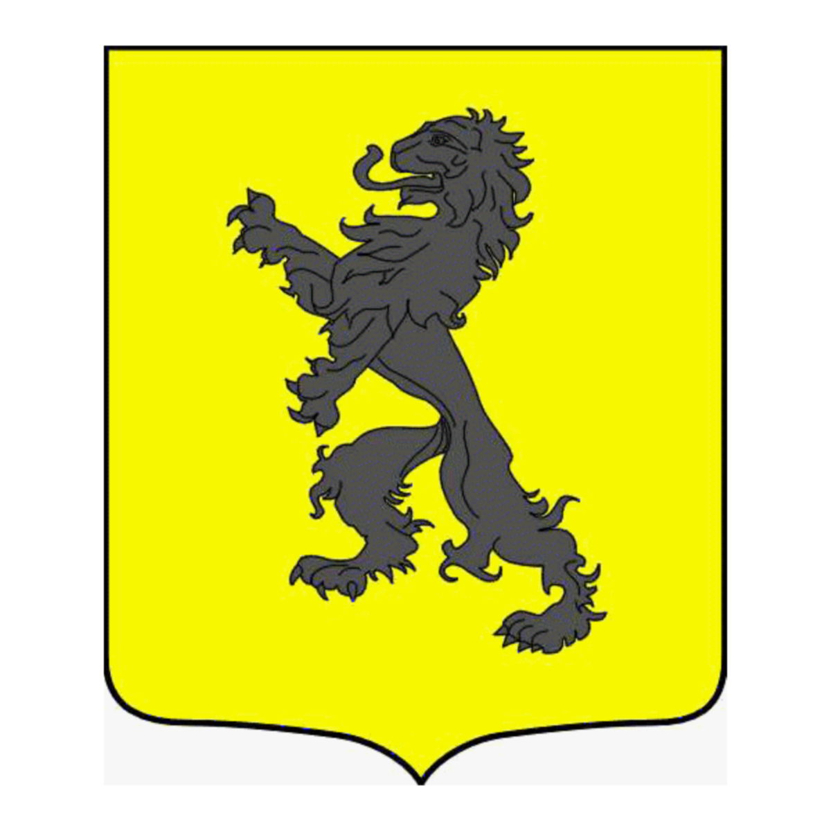 Coat of arms of family Leobal