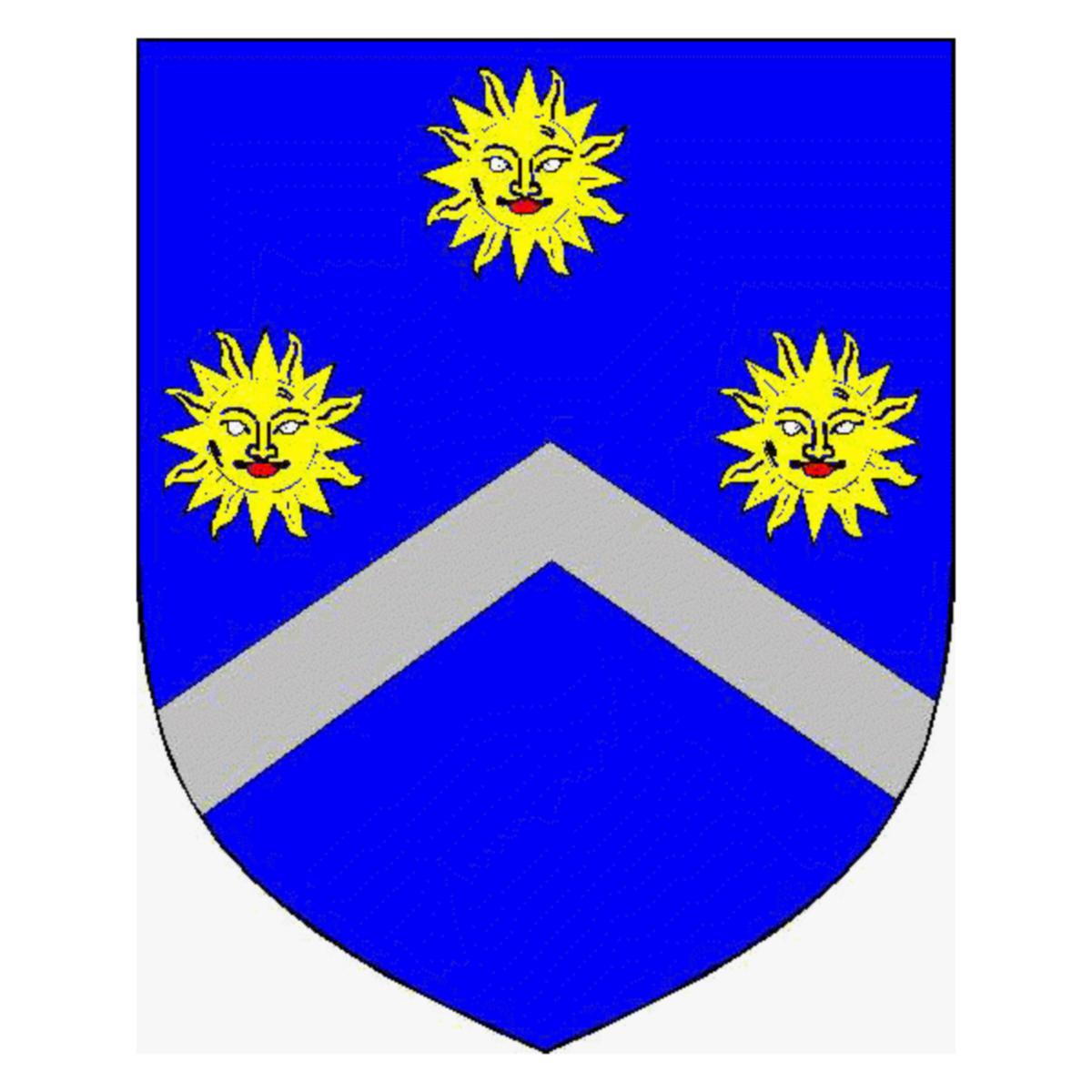 Terrasson De Senevas Family Heraldry Genealogy Coat Of Arms