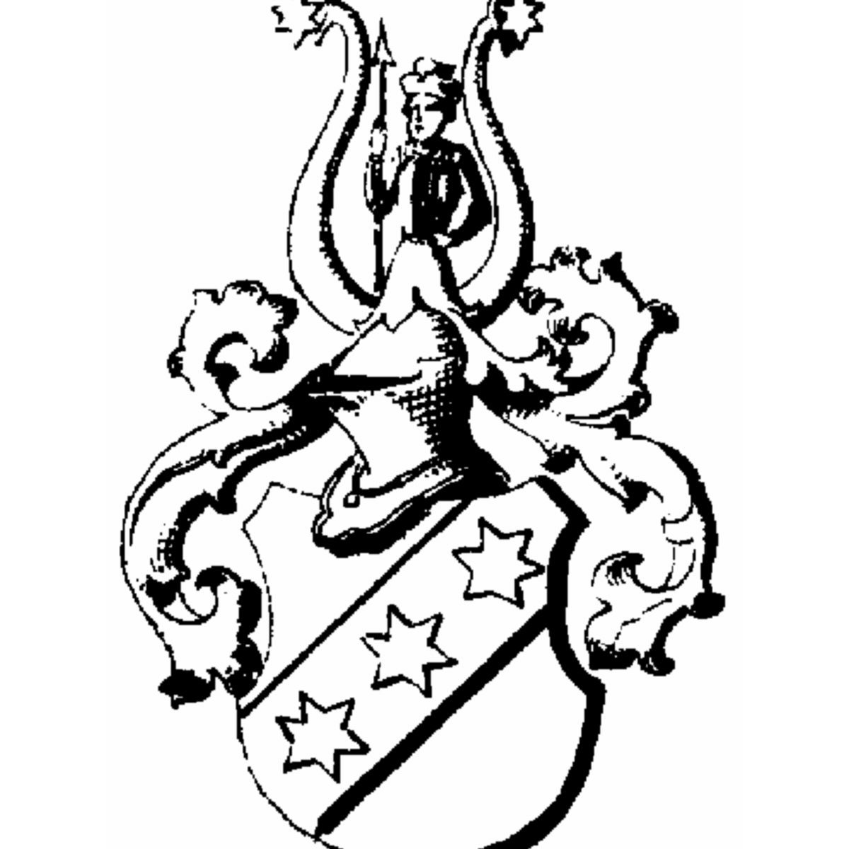 Coat of arms of family Ammerbach