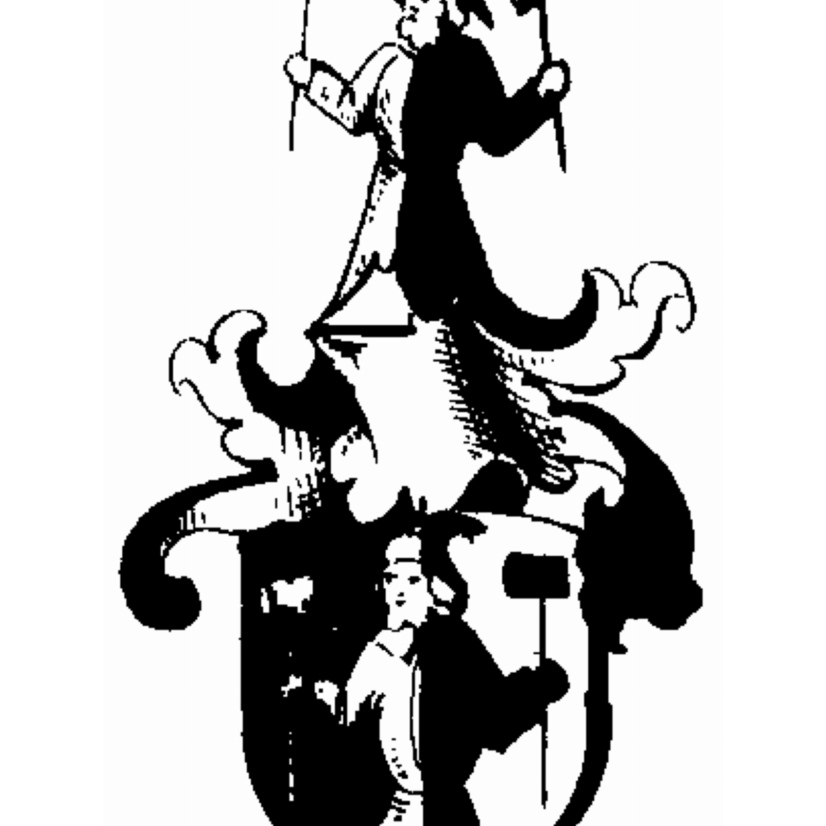 Coat of arms of family Schirp