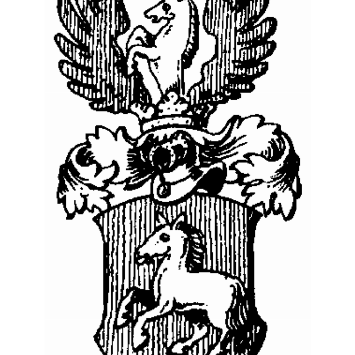 Coat of arms of family Leuchsner