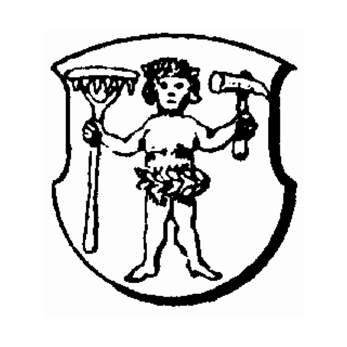 Coat of arms of family Scimmelpenninc