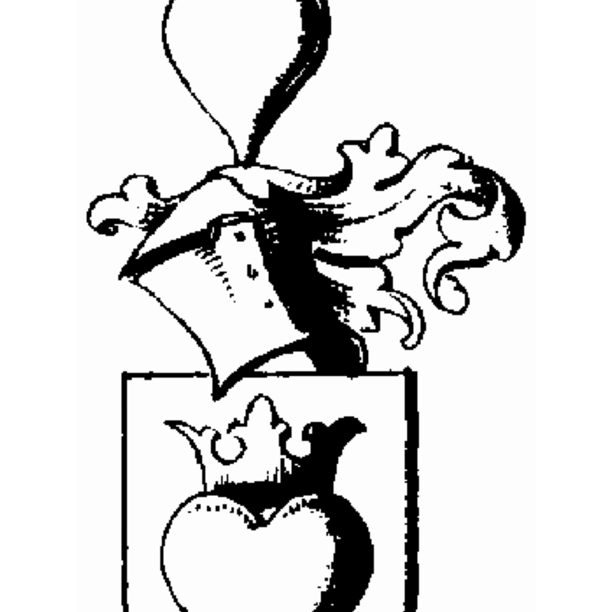 Coat of arms of family Lifrid