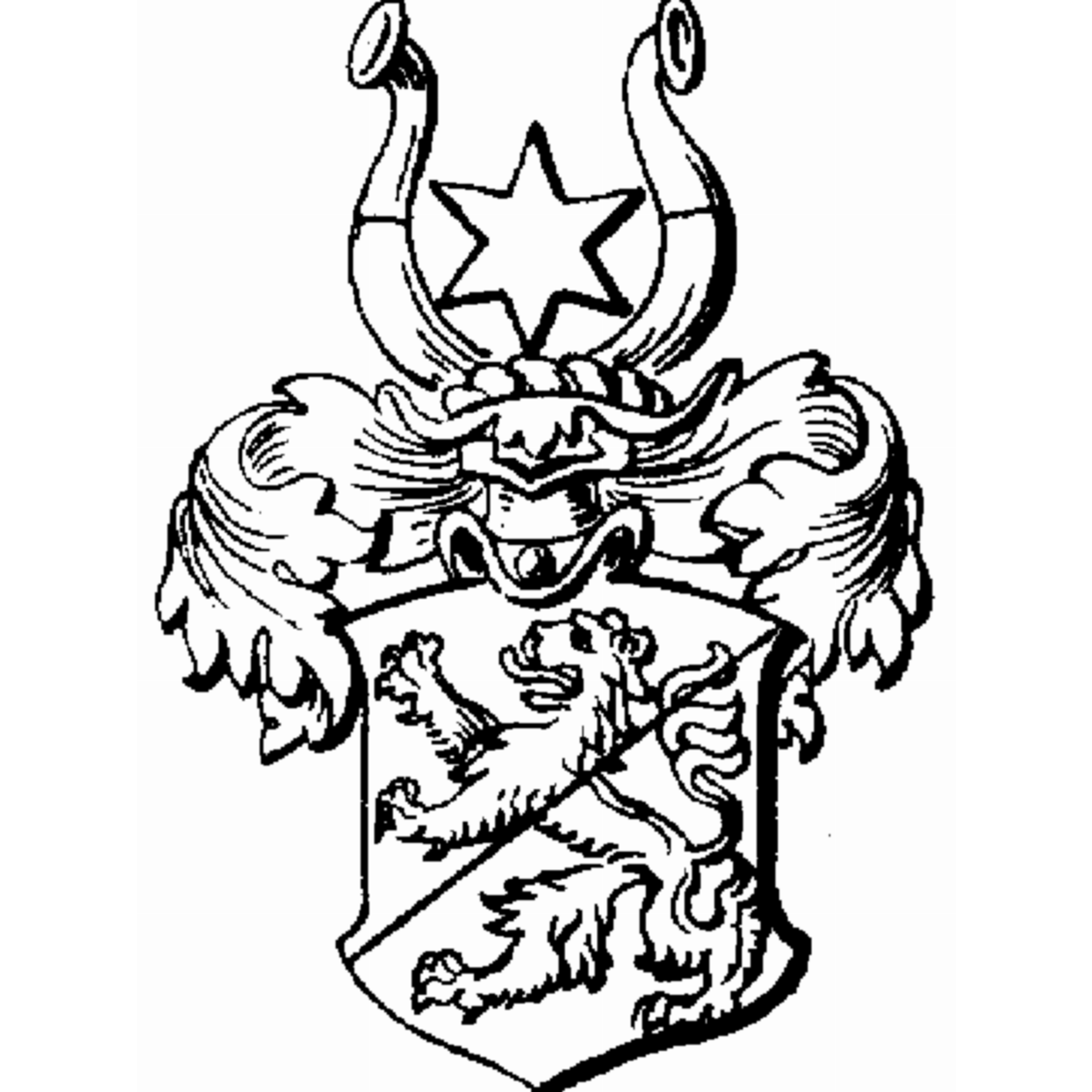 Coat of arms of family Velturnär