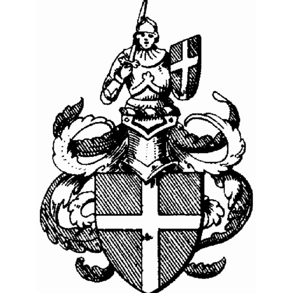 Onz von der Leyen famiglia araldica genealogia stemma Onz von der Leyen