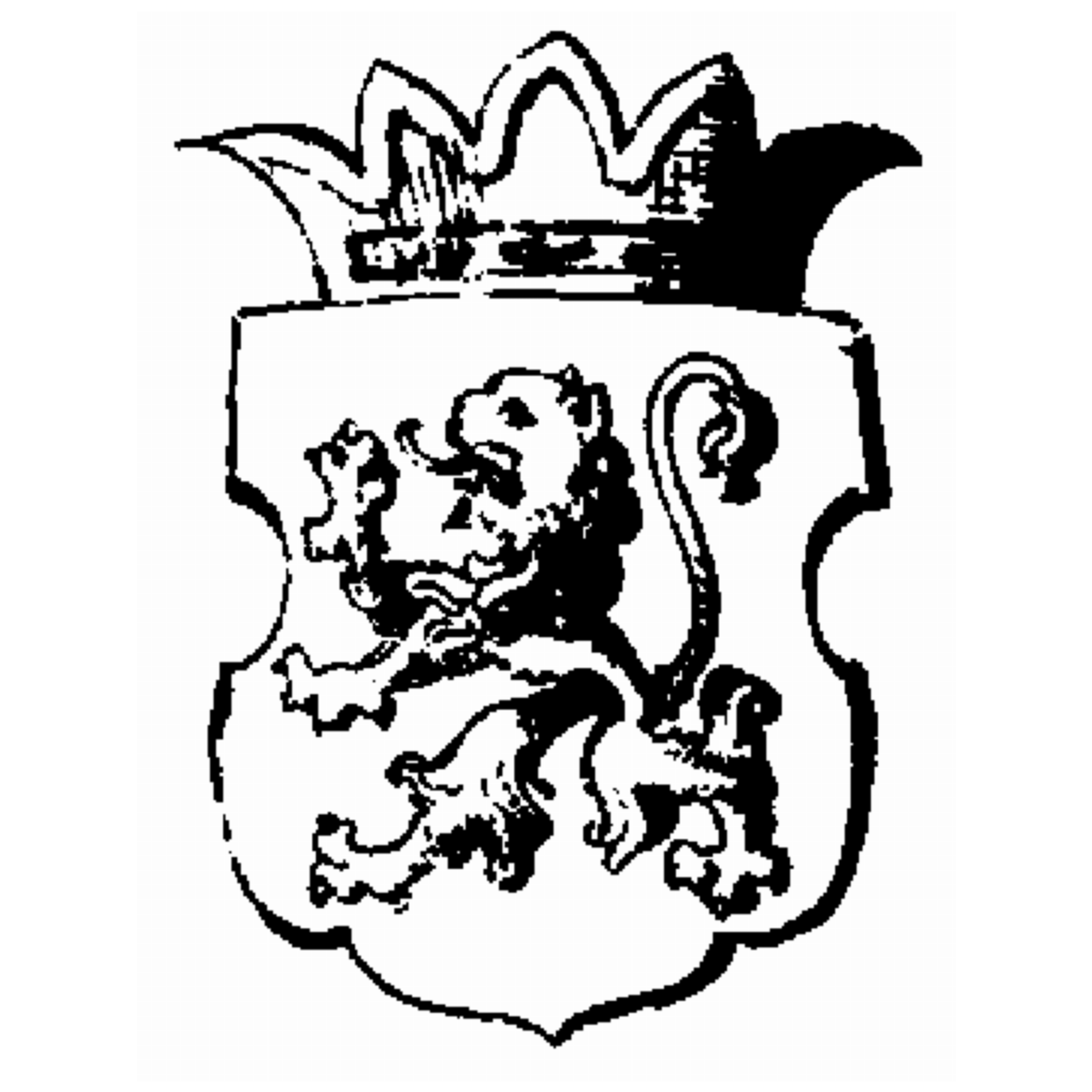 Coat of arms of family Plinthamer