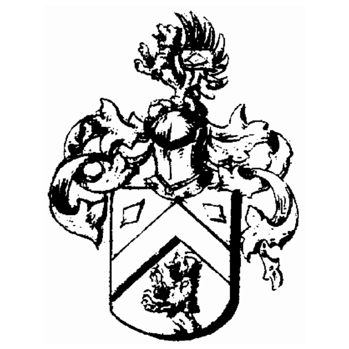 Coat of arms of family Plitt