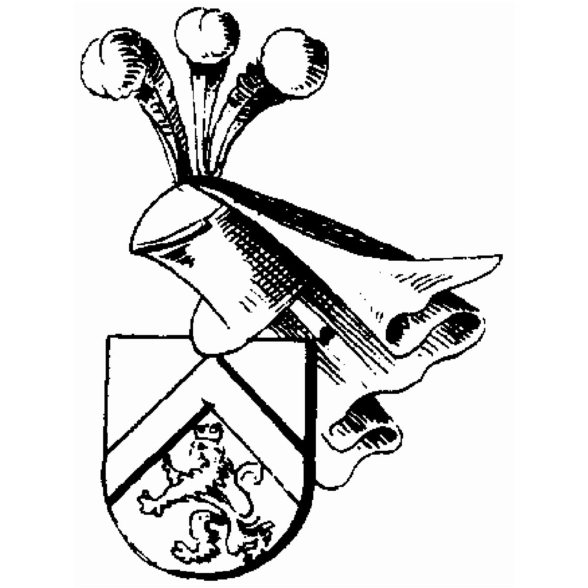 Coat of arms of family Fenderl