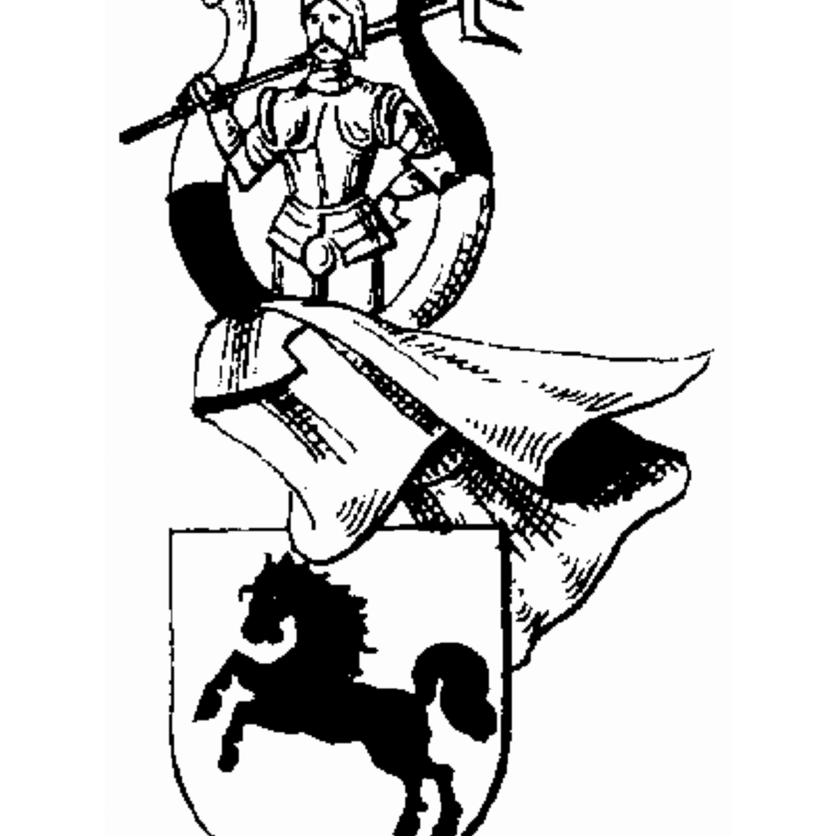 Coat of arms of family Filiros