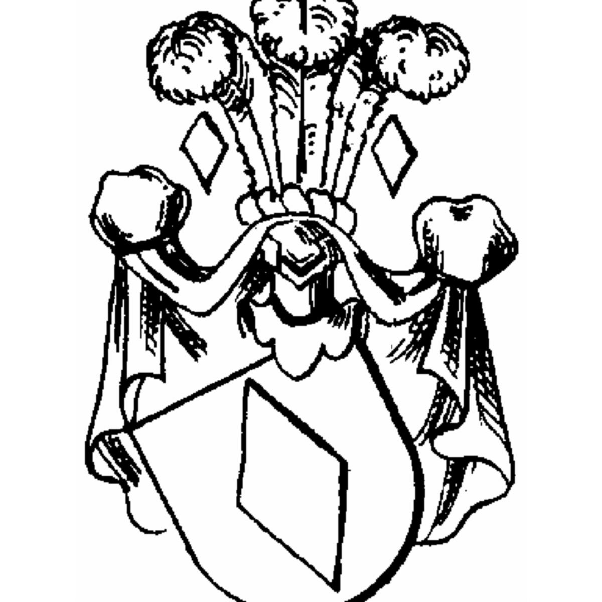 Zaun Coat Of Arms Last Name Origin Heraldry Genealogy