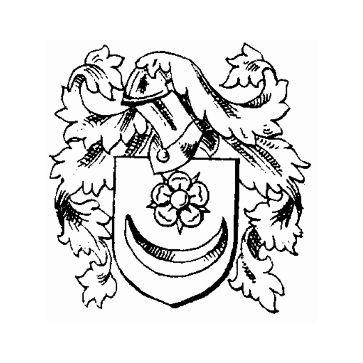 Coat of arms of family Loida