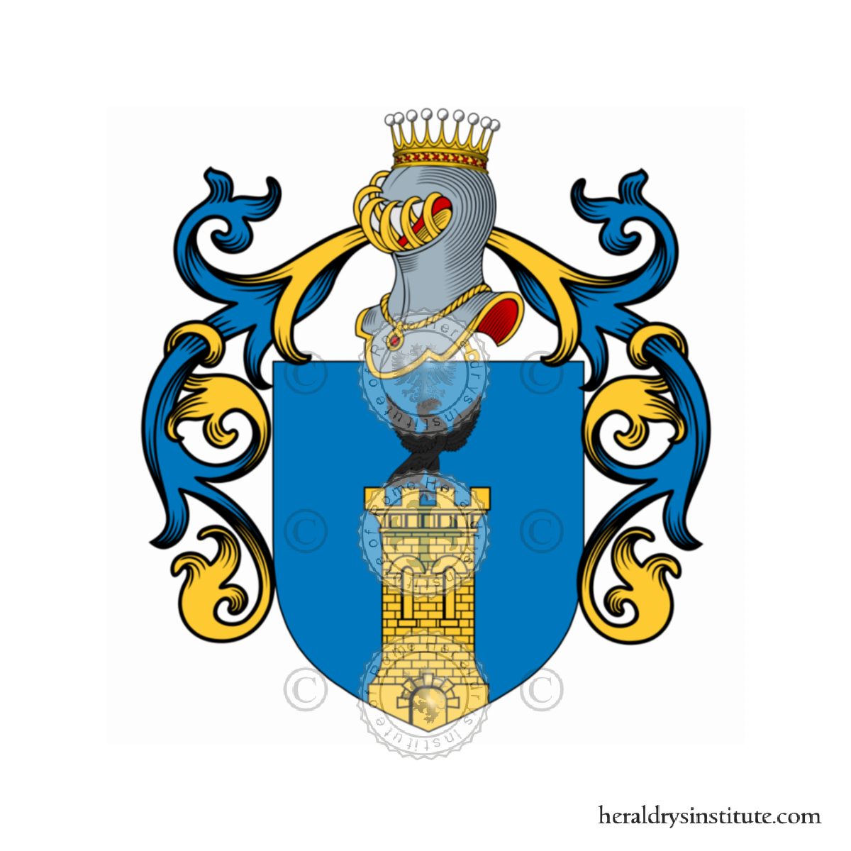 Romanini family heraldry, genealogy, Coat of arms and last name origin