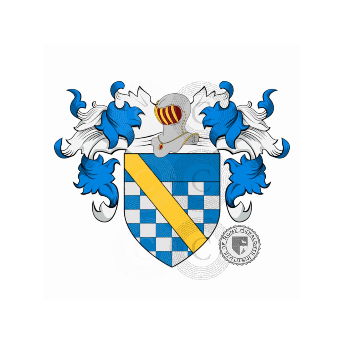 Famiglia Rustichelli Araldica  Genealogia  Stemma E