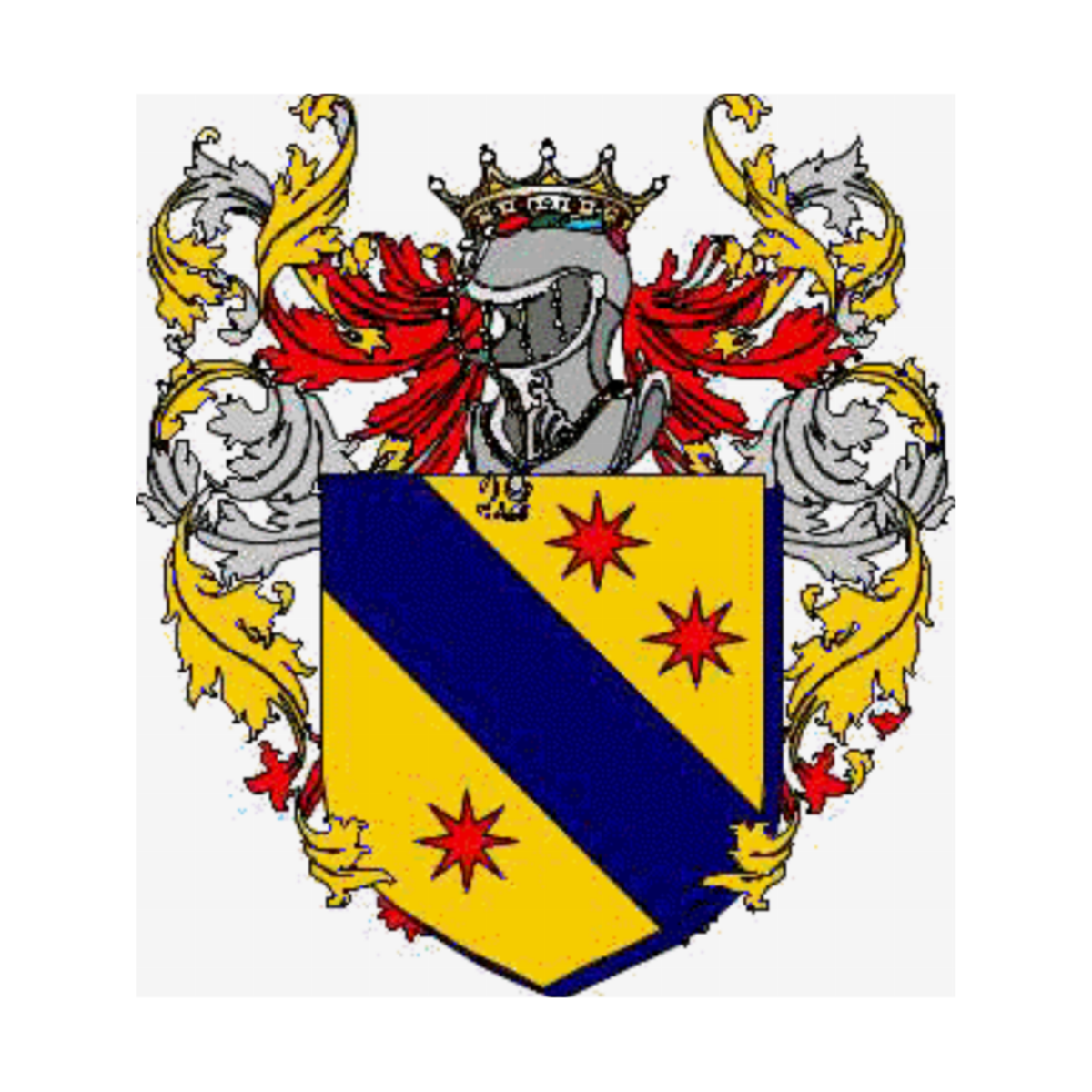 Coat of arms of family Annicelli