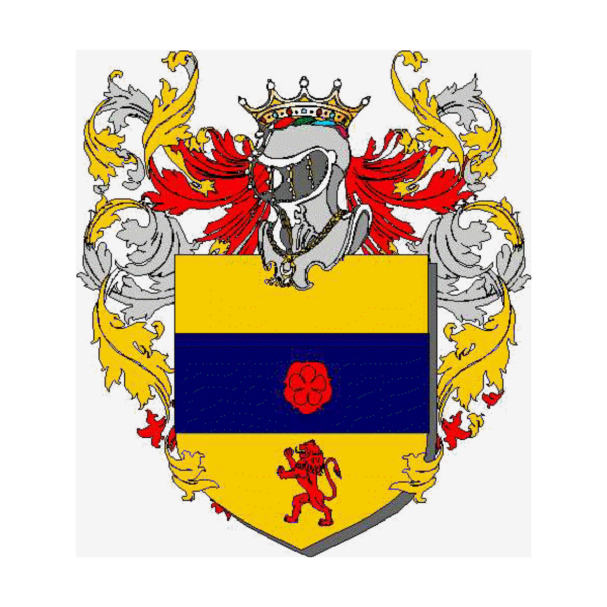 Coat of arms of family Amadi
