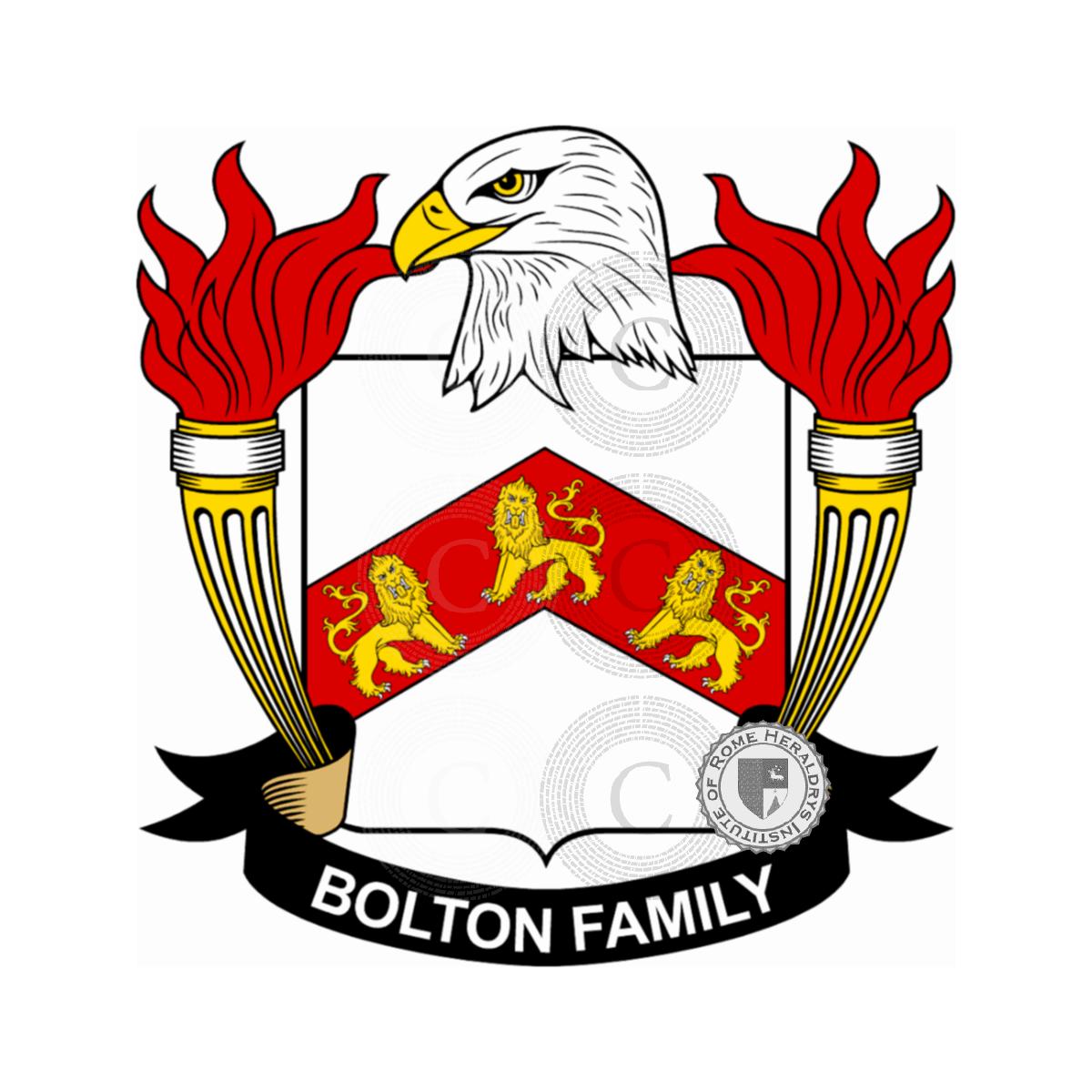 Wappen Bolton