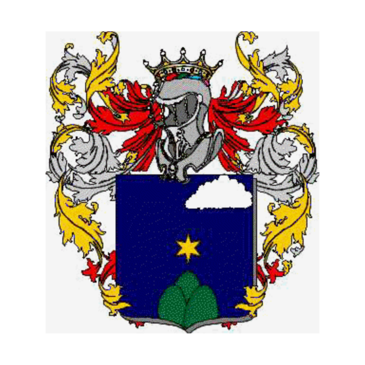 Coat of arms of family Trame
