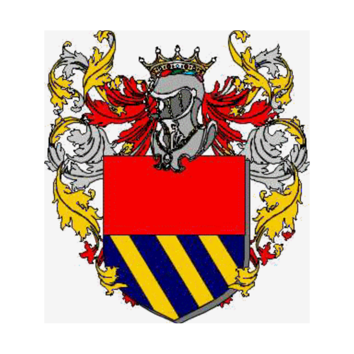 Coat of arms of family Rubertiello