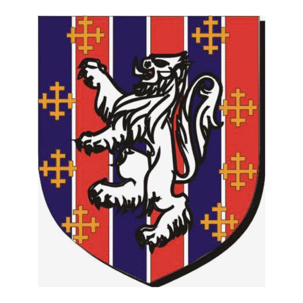 Hutchings Coat Of Arms Last Name Origin Heraldry Genealog