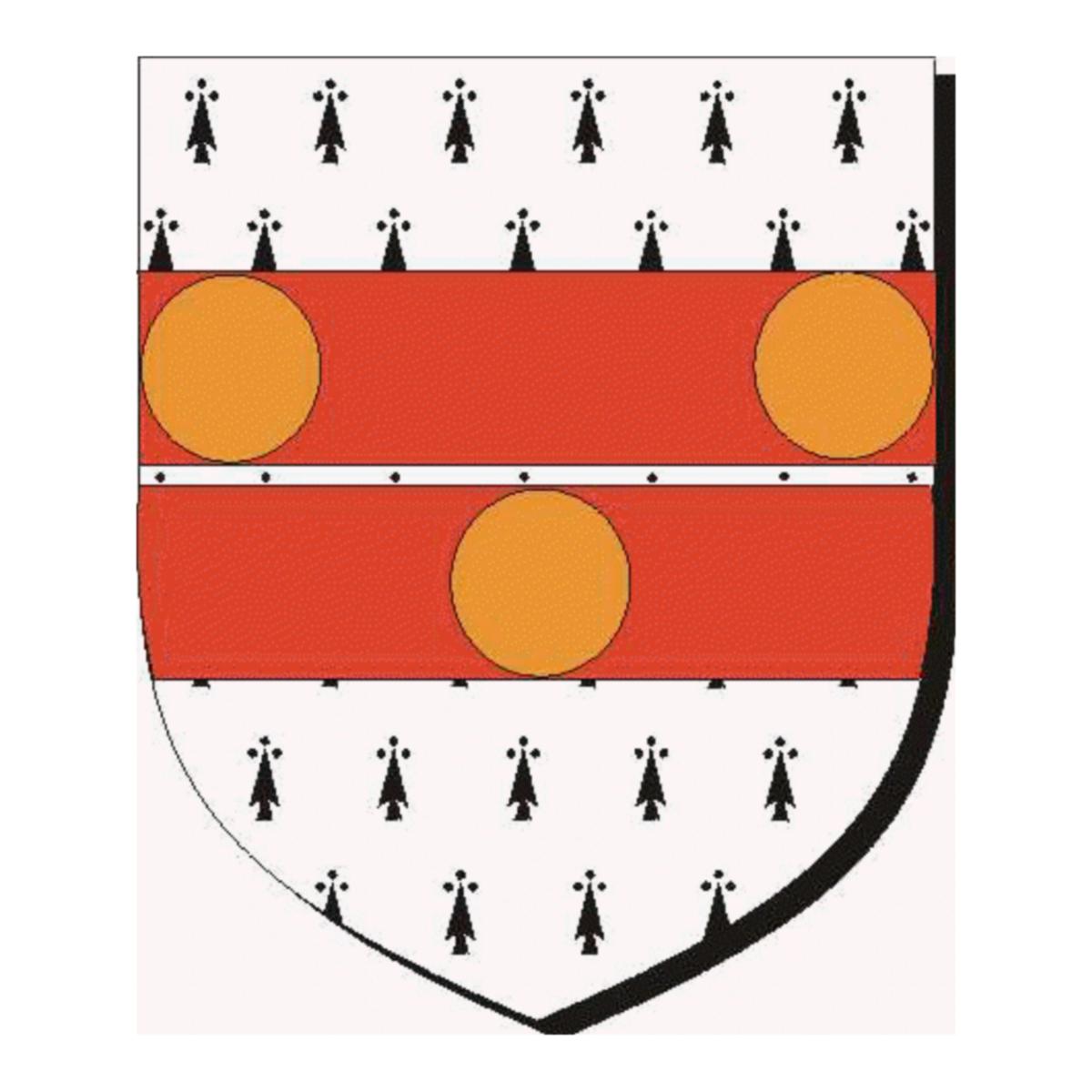 Pierson Coat of arms, Last name Origin, Heraldry, genealogy