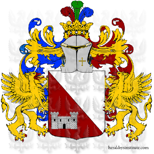 Coat of Arms of family Carandente
