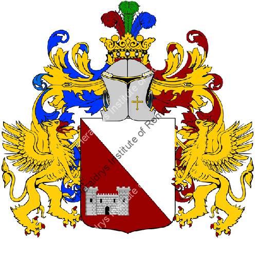 Coat of Arms of family Paulari