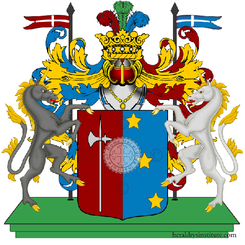 Coat of Arms of family Pasolo