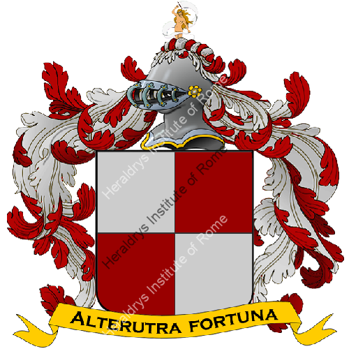 Coat of Arms of family Del Zotto