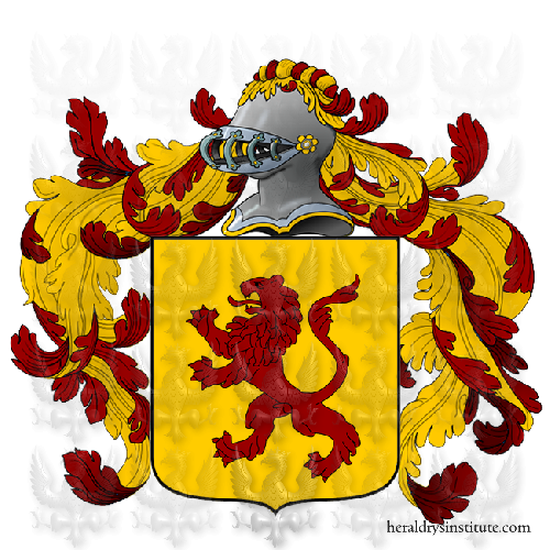 Coat of Arms of family Pettitti