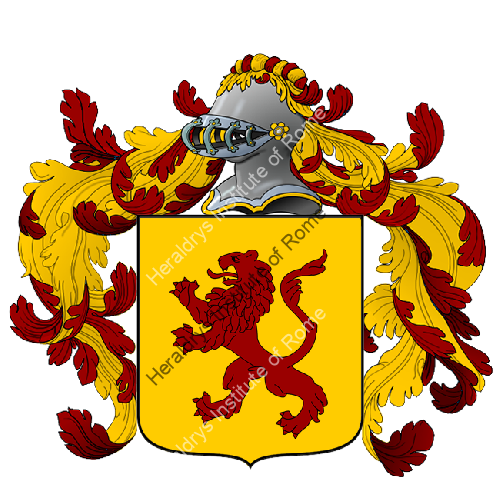 Coat of Arms of family Vitigliano