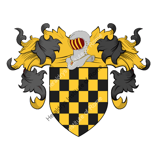 Coat of Arms of family Antino