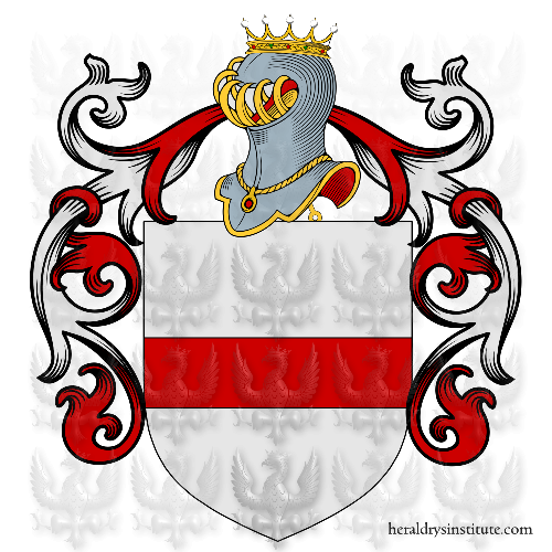 Coat of Arms of family DAL Grande