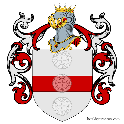 Coat of Arms of family Spontini