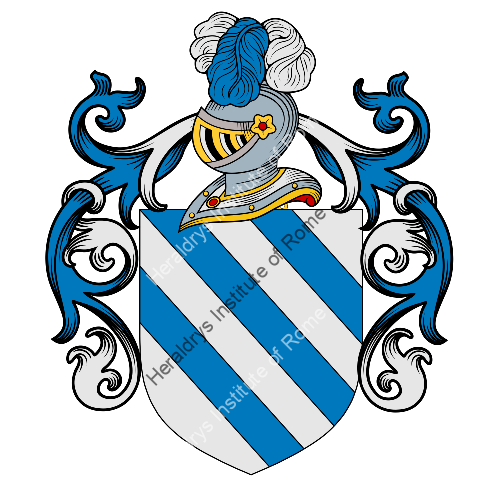 Coat of Arms of family Giannachi