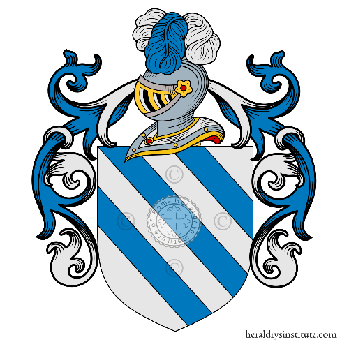 Coat of Arms of family Negherbon