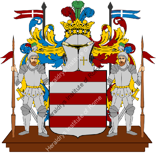 Coat of Arms of family Ruzzolini
