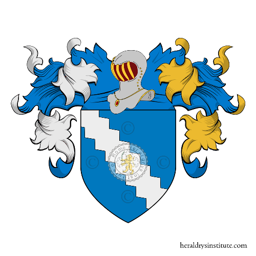 Coat of Arms of family Dumarchi