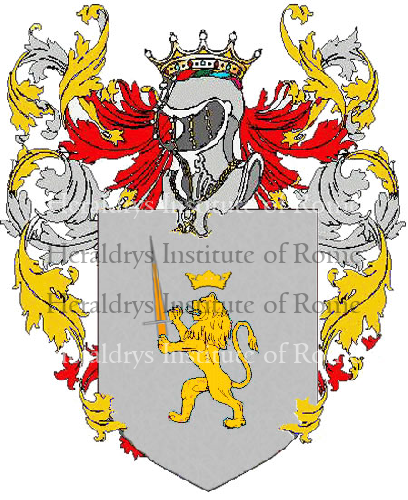 Coat of Arms of family Lovesio