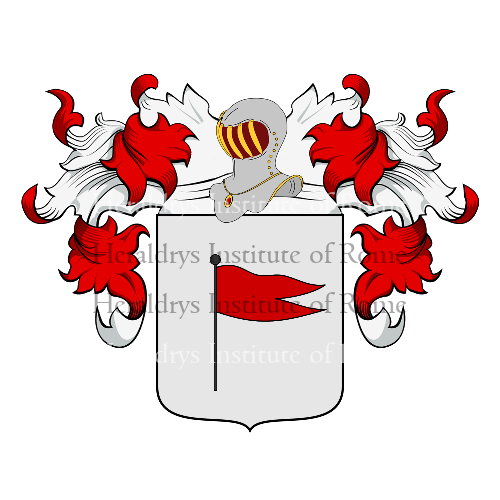 Coat of Arms of family Saggia