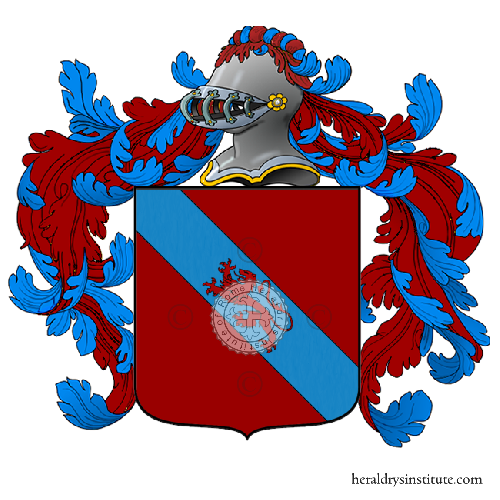 Coat of Arms of family Turchetto