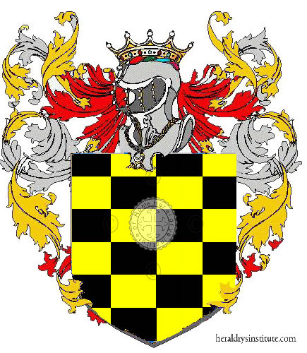 Coat of Arms of family Morene