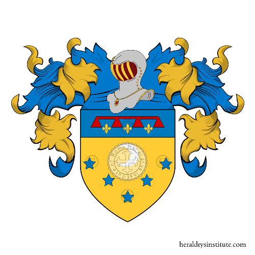 Coat of Arms of family Vanotti